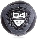 Escape Vertmini-Mini - Balón Medicinal (4 kg), Color Negro y Gris