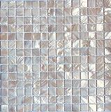 ARIGRANOVA S.L. Pack Matrices de teselas de nacar 14x14 / Recubrimiento de Nácar (1 mm)