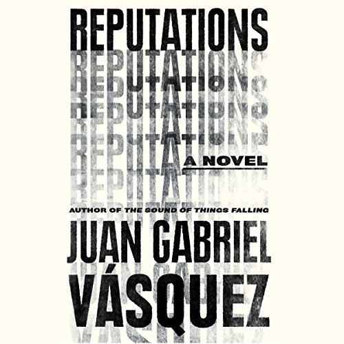 Reputations audiobook cover art