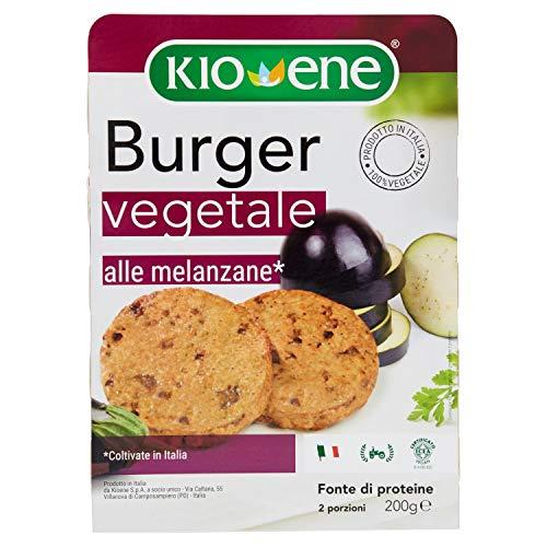 Kioene Burger alle Melanzane 200g