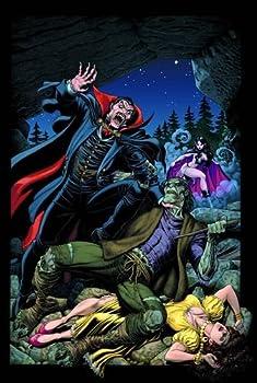 Tomb of Dracula - Volume 3  Tomb of Dracula Omnibus