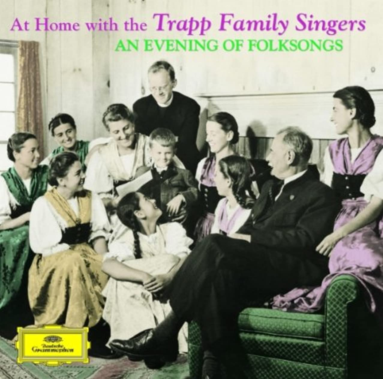 At Home With the Trapp Family Singers