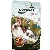 NOVOPET ALIMENTO Conejos Optima - 750GR