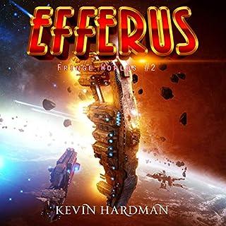Efferus  audiobook cover art