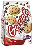 Pavesi Gocciole Cioccolato / Kekse mit Schokotropfen