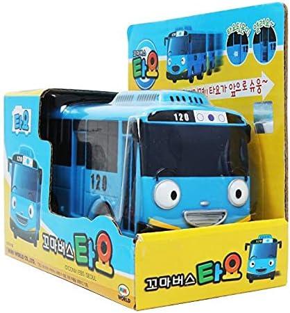 El pequeño autobús Tayo Toy Tayo Mini coche