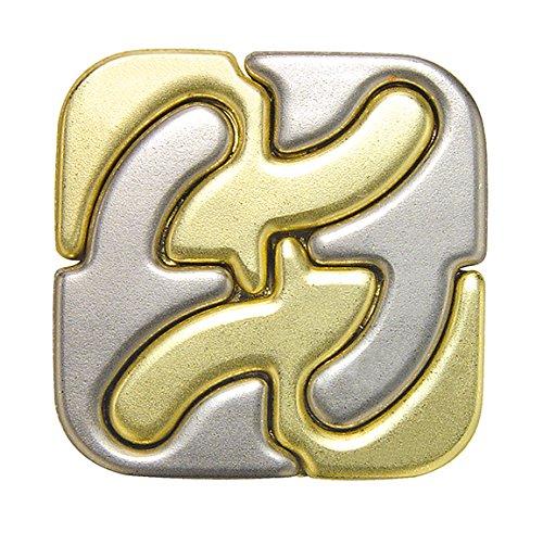 Cast Puzzle Square, Metallpuzzle