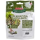 Jobe's 06703 Succulent Fertilizer Spikes, 12, Natural