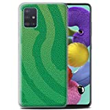 Phone Case for Samsung Galaxy A51 2020 Reptile Skin Effect