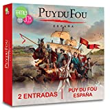 Njoy Experiences - Caja Regalo - PUY DU FOU ESPAÑA - 2 entradas