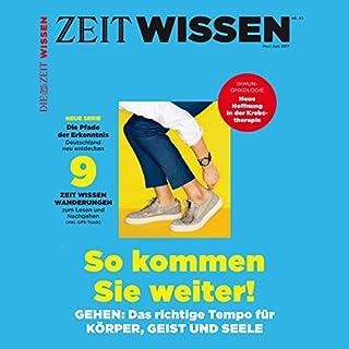 ZeitWissen, Mai / Juni 2017 cover art
