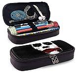 Paint C Joker - Estuche de Piel para lápices de Gran Capacidad, con Cremallera,...