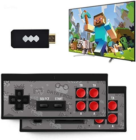 LEOP Retro Game Console TV HDMI Interface Card Game Console Wireless Controller with U Disk product image