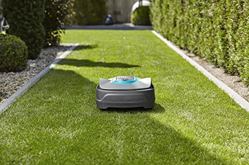 Gardena 4071-60 Robot Tosaerba Set Smart, R-Model, fino a 700 m²