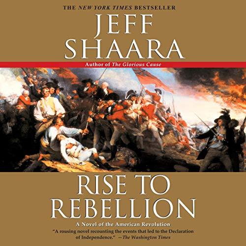 『Rise to Rebellion』のカバーアート