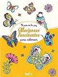 Mariposas fascinantes para colorear (El país de la paz)