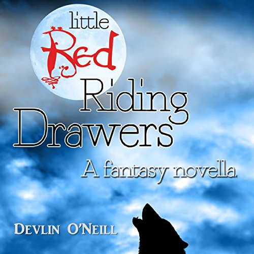 Little Red Riding Drawers audiobook cover art
