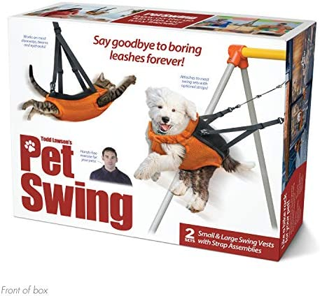 Prank Pack Pet Swing Wrap Your Real Gift in a Prank Funny Gag Joke Gift Box by Prank O The Original product image