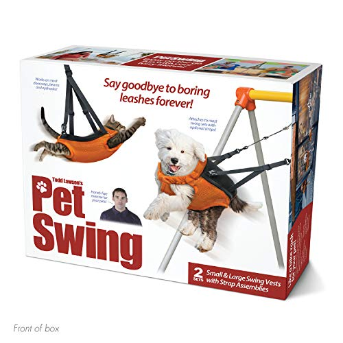 """Prank Pack """"Pet Swing"""" - Wrap Your Real Gift in a Prank Funny Gag Joke Gift Box - by Prank-O - The Original Prank Gift Box 