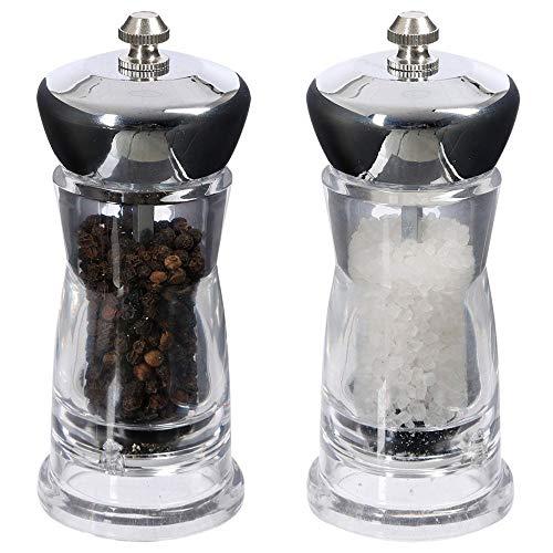 Secret de gourmet - Coffret Duo Moulin Acrylique