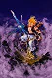 Bandai Dragon Ball 57529-Dragon Figuarts Zero-Super Saiyan Gogeta, 20 cm, 19200