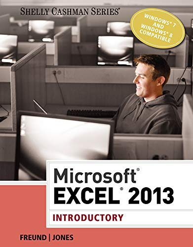 Microsoft Excel 2013: Introductory