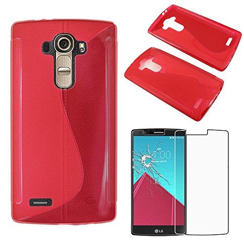 ebestStar - Funda Compatible con LG G4 H815, G4 Dual-LTE Carcasa Gel...