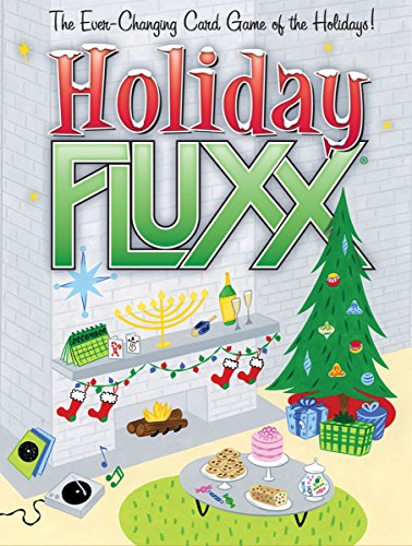 Looney Labs 064 - Holiday Fluxx