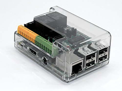 Klar Transparent Tasche PiFace Digital 2 Gehäuse / BOX