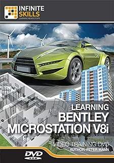 Learning Bentley MicroStation V8i [Online Code]
