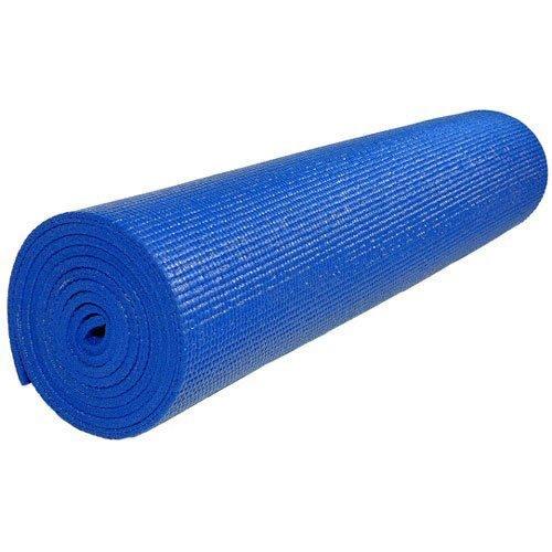 PhysioRoom PVC Mat de Yoga 24 'x68' x3.5mm - No Deslizamiento, Amortiguado, Pilates, Aeorobics, Ejercicio, Gimnasio, Gimnasio, Casa, Ligero, Portable, Gimnasia, Estabilidad Extra, Body Strengthen, Soft Surface