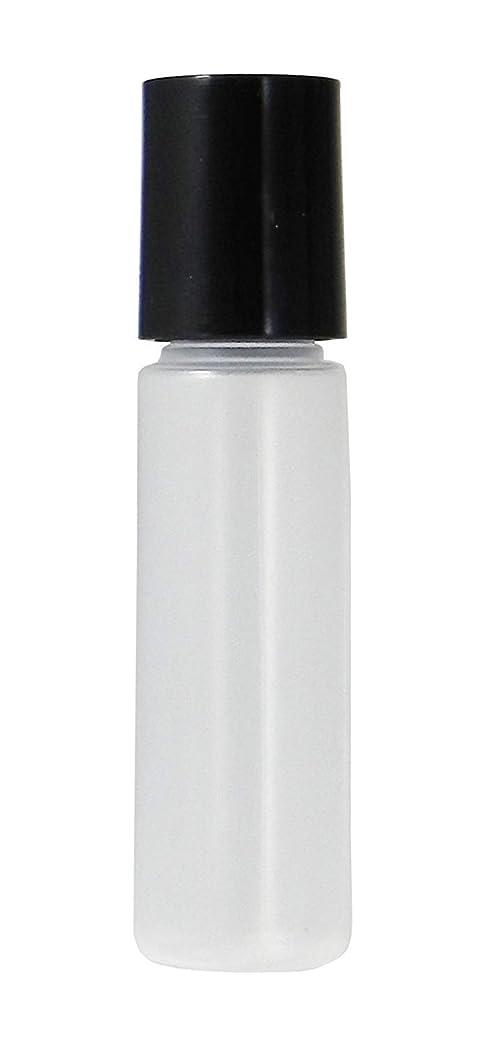 長くする韓国語ピアノミニボトル容器 10ml クリア (5個セット) 【化粧品容器】