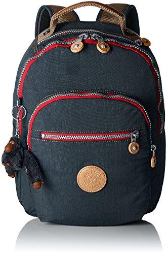Kipling clas seoul s school backpack, 34 cm, 10 Litres, blue (true navy c)