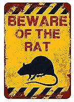 アメリカ雑貨 アメリカン雑貨 英語版 動物注意 ブリキ看板 警告コーギー 金属板 注意サイン情報 サイン金属 安全サイン 警告サイン 表示パネル (RAT)