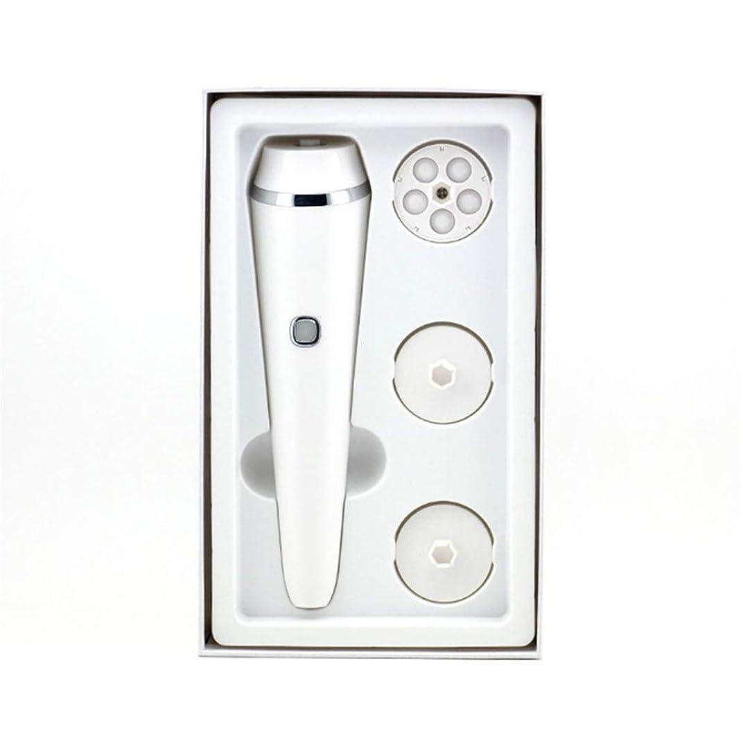 当社懺悔タンクUSB充電式多機能電気フェイス洗顔ブラシスパミニスキンケアマッサージブラシ
