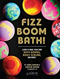 Rock Point Fizz Boom Bath Book- Learn to Make Your Own Bath Bombs, Body Scrubs, and More. Take the mystery out of bath and body recipes with all the tools you need. 136 pages in a hard cover.
