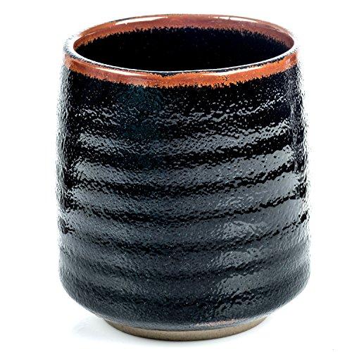 Tenmoku - Tetera japonesa, color negro