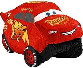 Pillow Pets Disney Pixar Cars 3, Lightning Mcqueen, 16