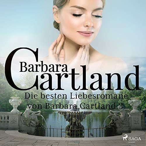 Die besten Liebesromane von Barbara Cartland 3  By  cover art