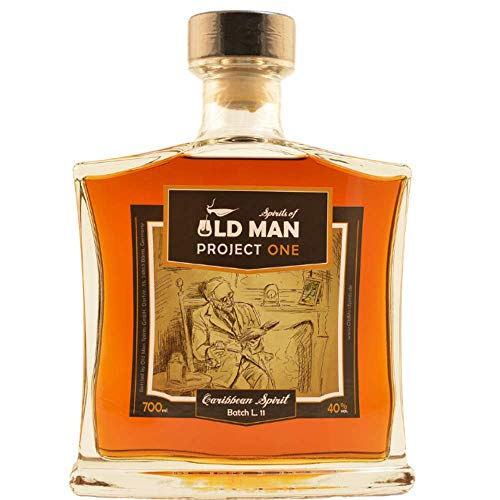 Project One (Caribbean Spirit) by Spirits of Old Man 40% 0,7l