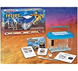 TRIASSIC TRIOPS - Deluxe Triops Kit, Contains Eggs, Aquarium, Food, Instructions and Helpful Hints...