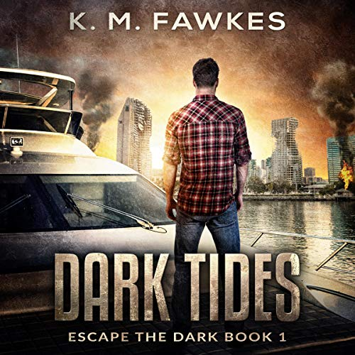 Couverture de Dark Tides
