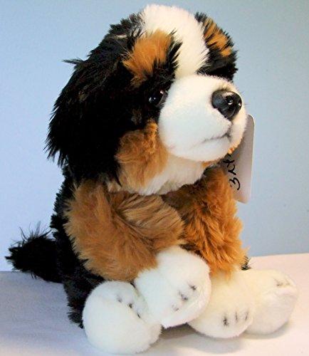Uni-Toys Hund Berner Sennenhund sitzend 30 cm Plüschhund Kuscheltier
