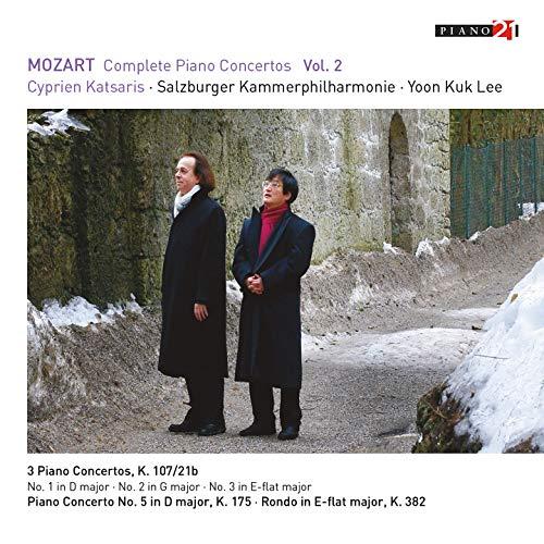 Piano Concerto in D Major, K. 107 No. 1: II. Andante (Live - After J.C. Bach's Keyboard Sonata in D major, W.A 2 - Cadenza K. 624/626a, App. B)