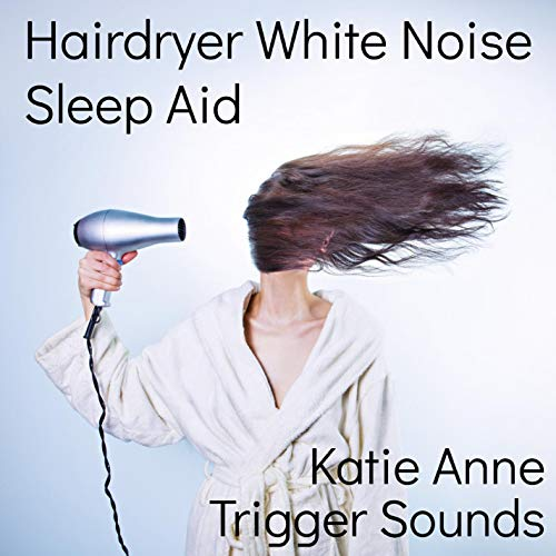 Ionic Hairdryer Fast and Slow White Noise