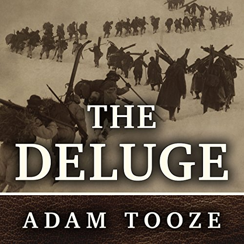The Deluge audiobook cover art