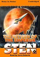 Sten: The Return Of The Emperor by Allan Cole and Chris Bunch (Sten Series, Book 6) from Books In Motion.com