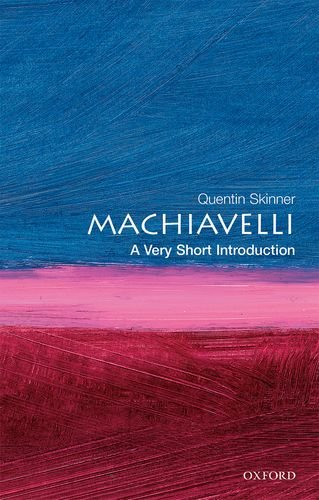 Machiavelli: A Very Short Introduction download ebooks PDF Books
