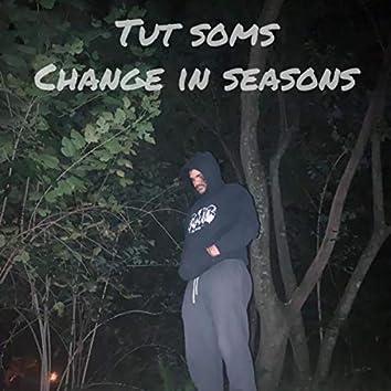 Change In Seasons