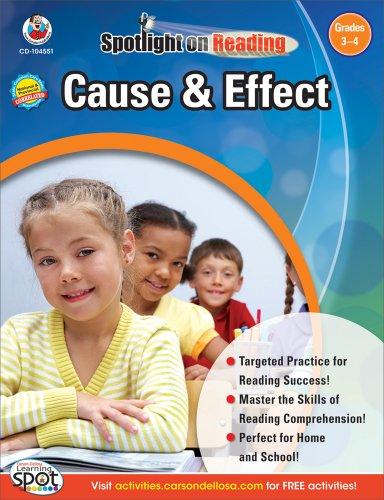 Frank Schaffer 104551 Cause and Effect, Grades 3 - 4